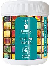 Parfumuri și produse cosmetice Pastă de păr № 124 - Bioturm Styling Paste