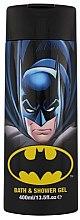 Parfumuri și produse cosmetice Gel de duș - Corsair Marvel Dc Comics Batman Shower Gel