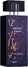 Parfumuri și produse cosmetice Lalique Amethyst Exquise - Apă de parfum