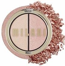 Parfumuri și produse cosmetice Iluminator - Milani Highlighter Duos