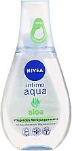Parfumuri și produse cosmetice Spumă pentru igiena intimă - Nivea Intimo Aloe
