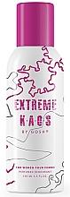 Parfumuri și produse cosmetice Gosh Extreme Kaos For Women - Spray deodorant