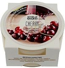 Parfumuri și produse cosmetice Lumânare parfumată - House of Glam Sweet Cherry Liquer Candle (mini)