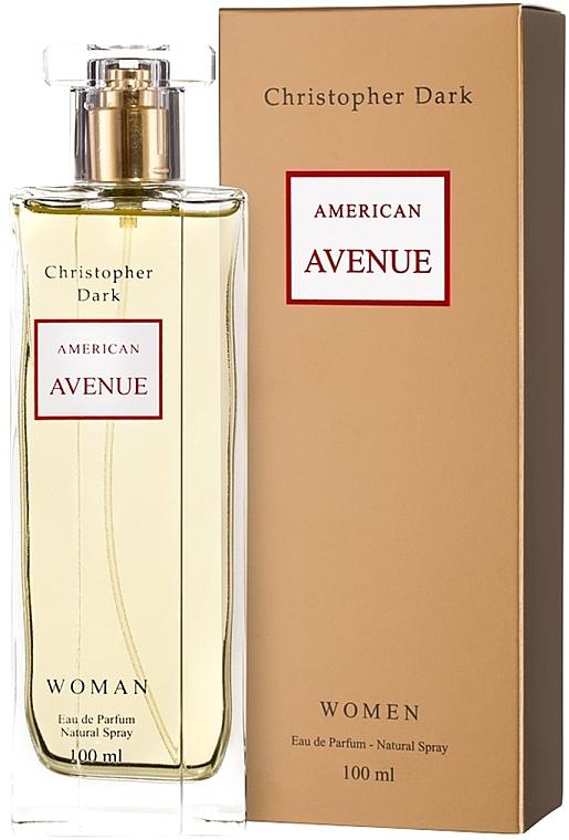 Christopher Dark American Avenue - Apă de parfum