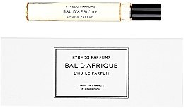 Parfumuri și produse cosmetice Byredo Bal D'Afrique - Парфюмированное Масло