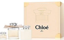 Parfumuri și produse cosmetice Chloe Signature - Set (edp/75ml + b/l/100ml + edt/5ml)