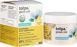 Увлажняющий крем для лица - Tolpa Green Oils Moisturizing Cream — фото N1