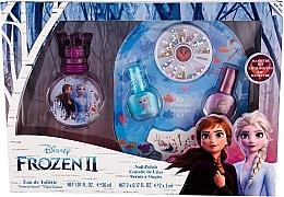 Disney Frozen - Набор (edt/30 + acc) — фото N2