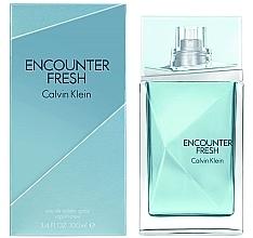 Parfumuri și produse cosmetice Calvin Klein Encounter Fresh - Apă de toaletă