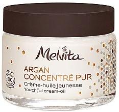 Parfumuri și produse cosmetice Preț redus! Cremă de față - Melvita Argan Concentre Pur Cream-Oil*