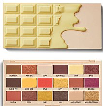 Parfumuri și produse cosmetice Paletă farduri de ochi - I Heart Revolution Chocolate Eyeshadow Palette Lemon Drizzle