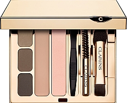 Parfumuri și produse cosmetice Set pentru îngrijirea sprâncenelor - CLarins Kit Sourcils