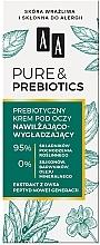 Parfumuri și produse cosmetice Cremă hidratantă cu efect de netezire pentru zona ochilor - AA Pure & Prebiotics