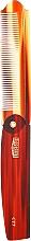 Parfumuri și produse cosmetice Pieptene pliabil - Uppercut Deluxe CT7 Tortoise Flip Comb