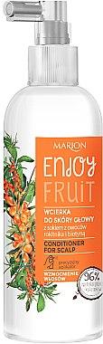 Кондиционер для кожи головы с облепихой - Marion Enjoy Fruit Conditioner For Scalp — фото N1