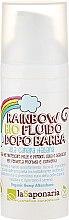 Parfumuri și produse cosmetice Fluid bio după ras - La Saponaria Rainbow Organic After Shave Fluid