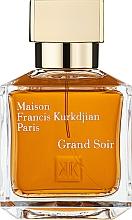 Parfumuri și produse cosmetice Maison Francis Kurkdjian Grand Soir - Apă de parfum