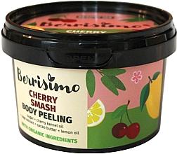Parfumuri și produse cosmetice Peeling pentru corp - Berrisimo Cherry Smash Body Peeling