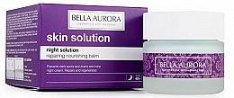 Parfumuri și produse cosmetice Balsam nutritiv pentru față - Bella Aurora Night Solution Repairing Nourishing Balm