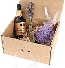 Parfumuri și produse cosmetice Set - LaQ Cannabis Sativa (oil/30ml + soap/45g)