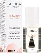 Parfumuri și produse cosmetice Укрепитель для ногтей - Auriga Si-Nails Varnish