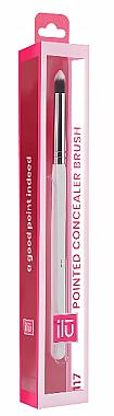 Pensulă pentru concealer - Ilu 117 Pointed Concealer Brush — Imagine N2