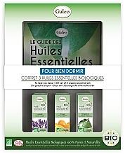 "Parfumuri și produse cosmetice Set de uleiuri esențiale ""Pentru somn bun"" - Galeo To Help You Sleep Gift Set (ess/oil/3x10ml)"