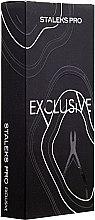 Parfumuri și produse cosmetice Clește pentru manichiură, NX-20-8, 8 mm - Staleks Pro Exclusive 20