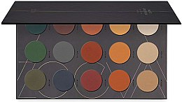 Parfumuri și produse cosmetice Paletă farduri de ochi - Zoeva Matte Spectrum Eyeshadow Palette