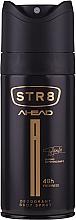 STR8 Ahead - Set (b/spray/75ml + deo/150ml) — Imagine N3