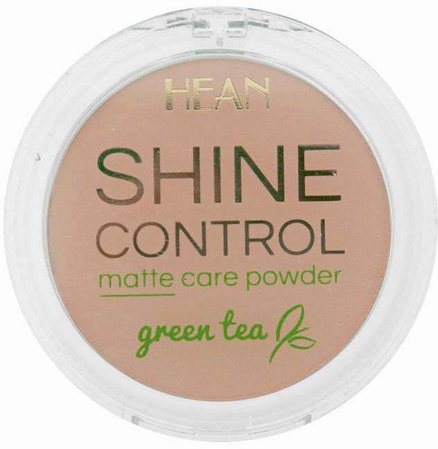 Пудра для лица - Hean Shine Control Matte Care Powder — фото N1