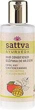 Parfumuri și produse cosmetice Balsam de păr - Sattva Conditioner Mango