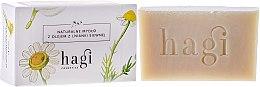 Parfumuri și produse cosmetice Săpun natural cu ulei de semințe - Hagi Soap