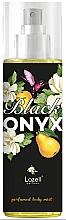 Parfumuri și produse cosmetice Lazell Black Onyx - Spray de corp
