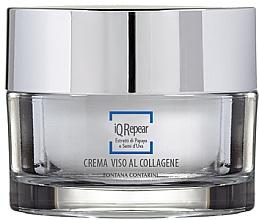 Parfumuri și produse cosmetice Cremă cu colagen pentru față - Fontana Contarini iQ Repair Collagen Face Cream