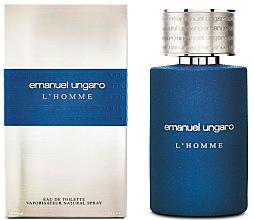 Parfumuri și produse cosmetice Unagro L'Homme - Apă de toaletă
