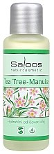 Parfumuri și produse cosmetice Ulei hidrofil - Saloos Tea Tree-Manuka Oil