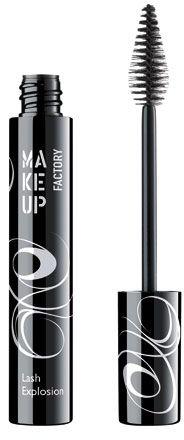 Rimel pentru gene voluminoase - Make Up Factory Mascara Lash Explosion  — Imagine N1