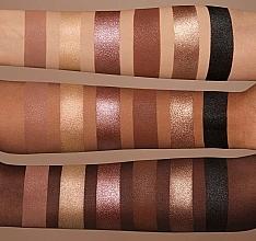 Paletă de farduri de ochi - Nabla Cutie Collection Palette Nude — Imagine N4