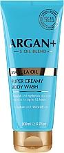 Духи, Парфюмерия, косметика Cremă-gel de duș - Argan+ Super Creamy Body Wash
