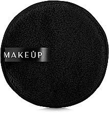 """Parfumuri și produse cosmetice Burete pentru curățarea feței, negru """"My Cookie"""" - MakeUp Makeup Cleansing Sponge Black"""