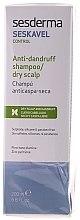 Parfumuri și produse cosmetice Șampon împotriva mătreții - SesDerma Laboratories Seskavel Kavel Dandruff Control Shampoo