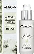 Parfumuri și produse cosmetice Ser facial - Estelle & Thild BioCalm Optimal Rescue Serum