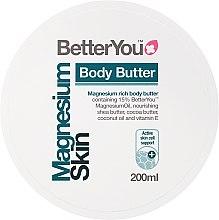 Parfumuri și produse cosmetice Ulei de magneziu pentru corp - BetterYou Magnesium Body Butter