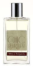 Parfumuri și produse cosmetice Odorizant de aer - Chic Parfum Ambra E Bergamotto