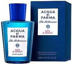 Parfumuri și produse cosmetice Acqua di Parma Blu Mediterraneo Fico di Amalfi - Gel de duș