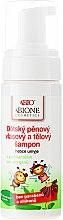 Parfumuri și produse cosmetice Șampon-spumă de baie pentru copii - Bione Cosmetics Kids Range Foamy Hair & Body Shampoo