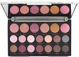 Parfumuri și produse cosmetice Paletă fard de ochi - Makeup Revolution Jewel Collection Eyeshadow Palette