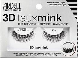 Parfumuri și produse cosmetice Gene false - Ardell 3D Faux Mink 858