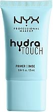 Parfumuri și produse cosmetice Primer pentru față - NYX Professional Makeup Hydra Touch Primer